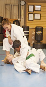 Childrens Aikido Judo - Ages 7 to 12