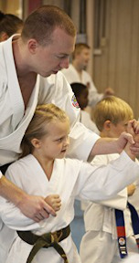 Childrens Karate - Ages 7 to 12