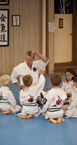 Childrens Karate - Ages 4 to 6